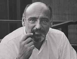 Portrait of Hank Schubart