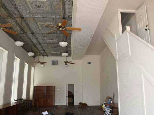 First National Bank - Stephenville, Texas - Former banking space
